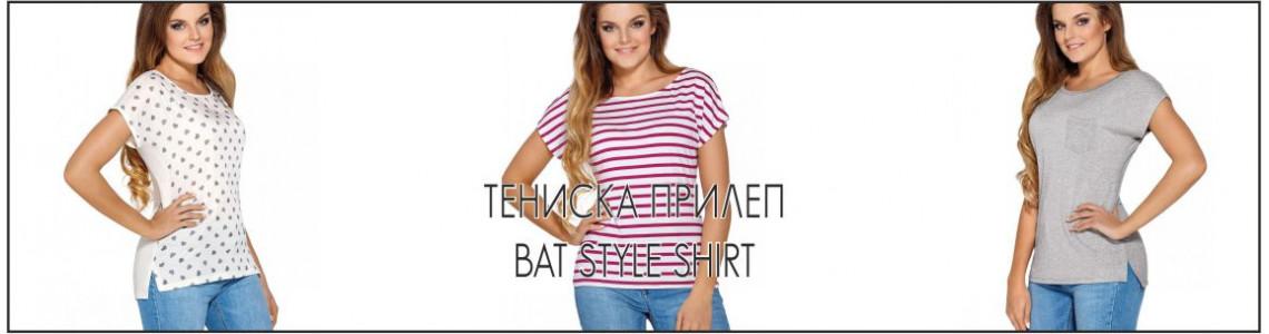 Bat style shirt