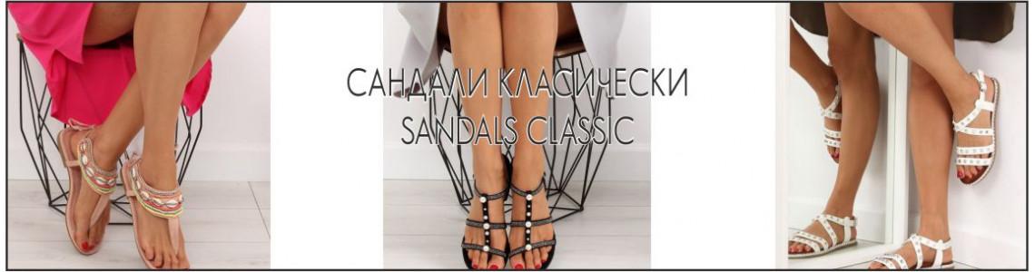 Sandals classic